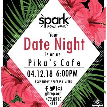 Date Night at Pika's!