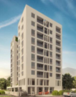 32member Cooperative New Town Kolkata architect