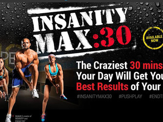 Insanity Max:30 on Sale Now!