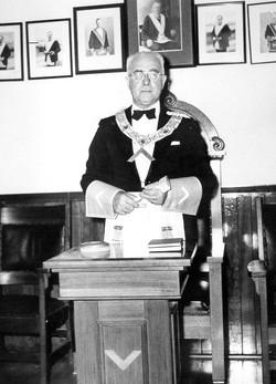 Charles Swift Savory 1961 - 62