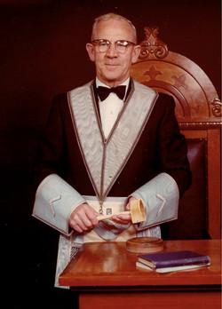James Black Gammie 1953 - 54