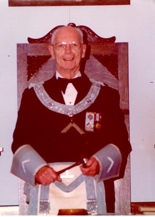 Douglas A. Balfour 1980 - 81