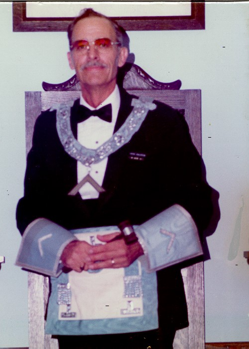 David Elmer Rolston 1983 - 84