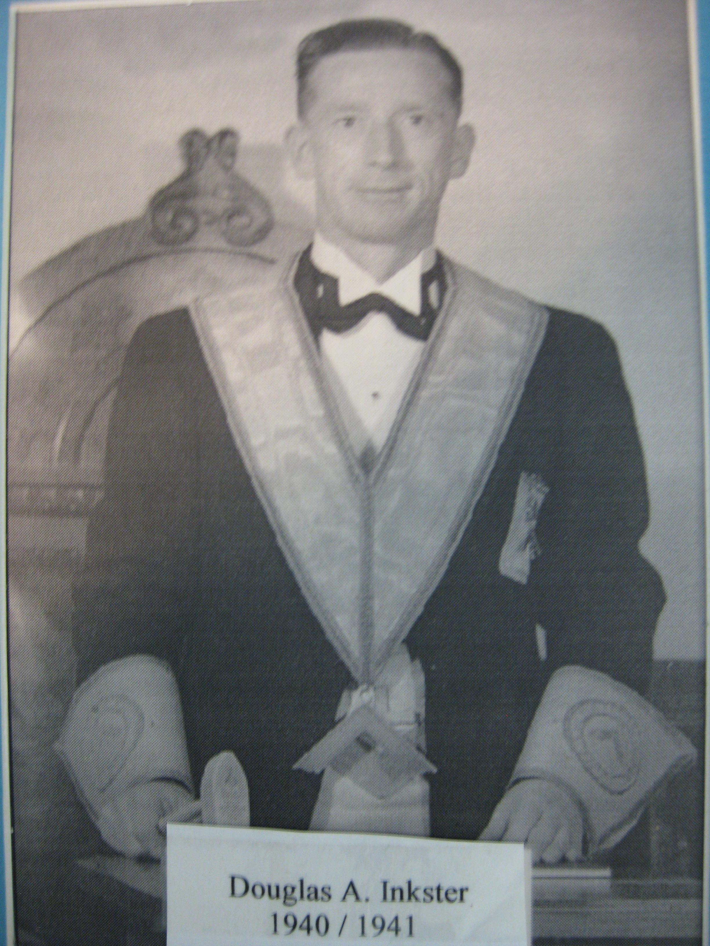 Inkster, Douglas 1940-41