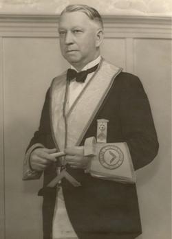 Cyril Randall Jarrett 1943 - 44