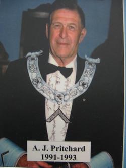 Pritchard, A.J. 1991-92