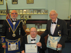 Recipients of Medal of Merit