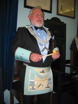 Norm Carreck 2007-2008
