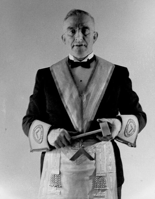 John Rukin 1952 - 53