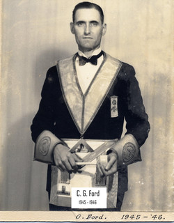 Colin George Ford 1945-46