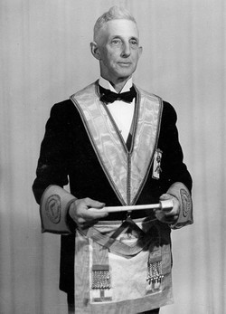 James Denton Fisher 1947 - 48