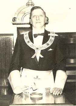 Bernard William King 1968 - 69