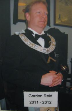 Reid, Gordon 2011-12