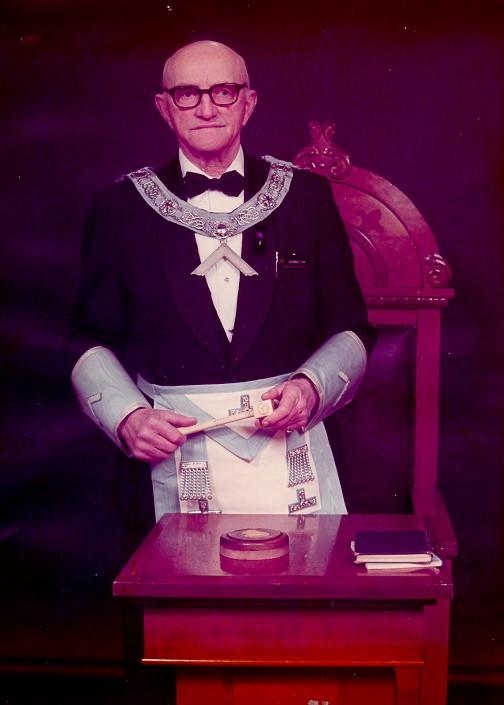 George Herbert Cox 1978 - 79