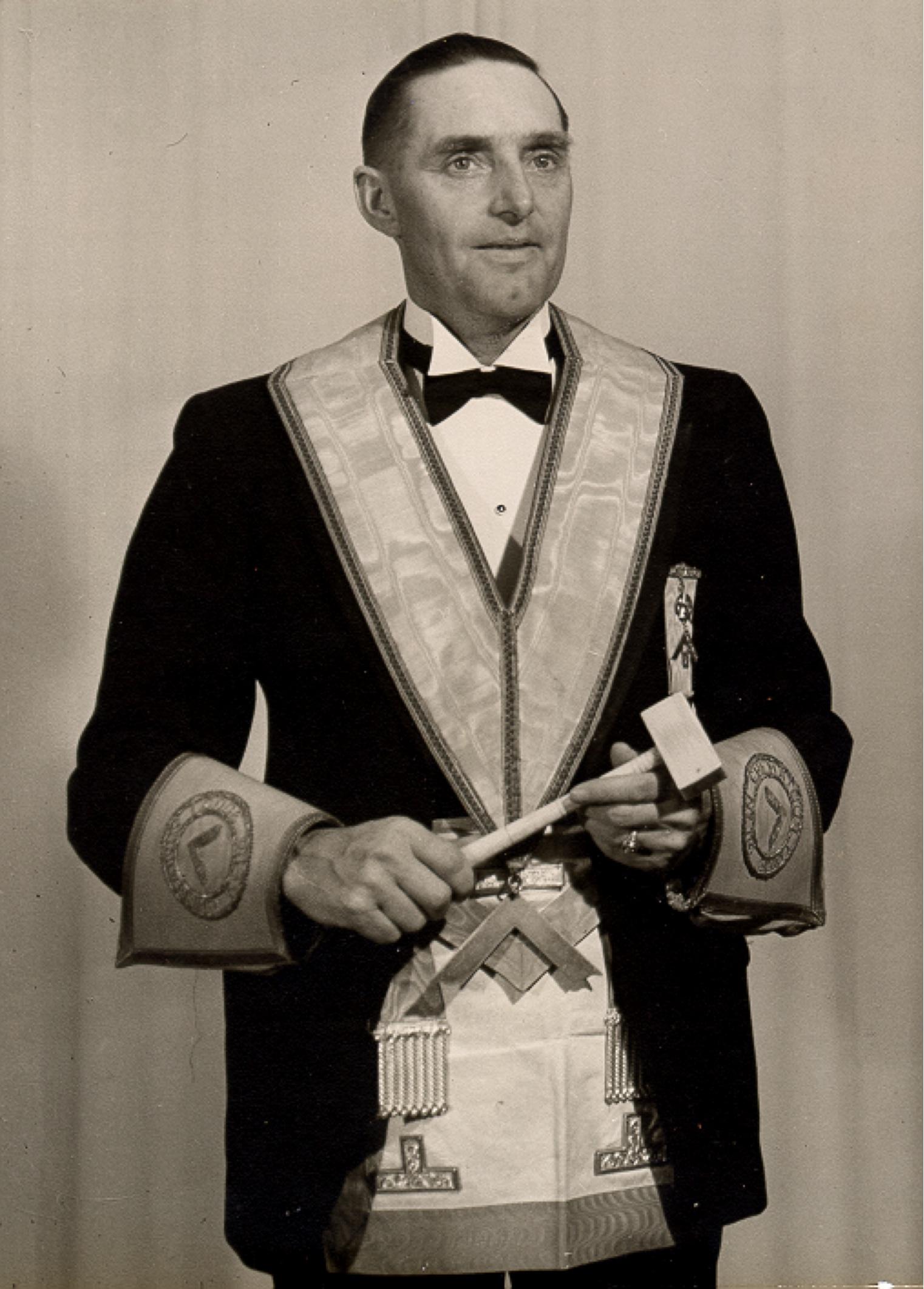 Andrew Bennett  1944 - 45