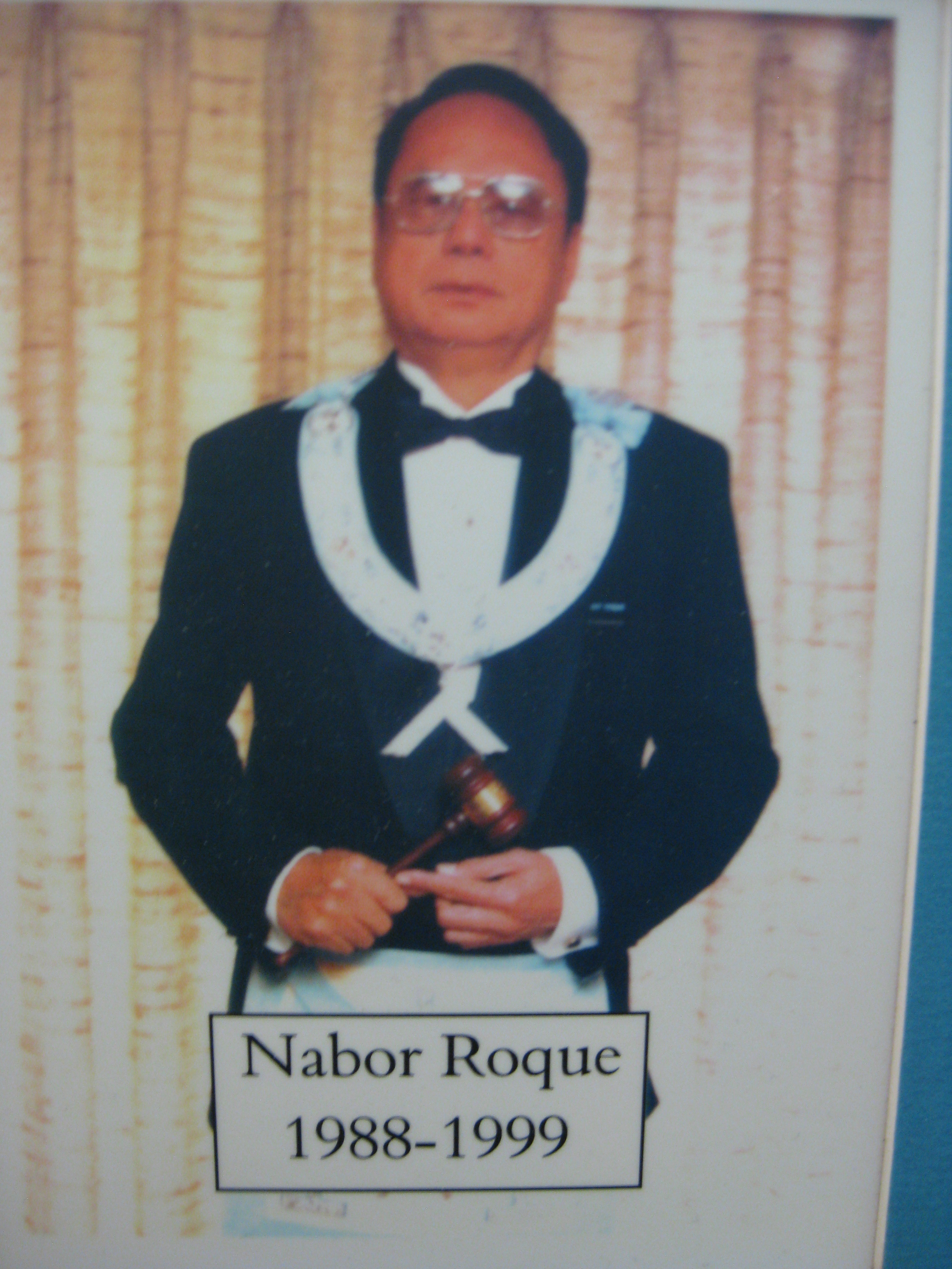 Roque, Nabor 1998-99