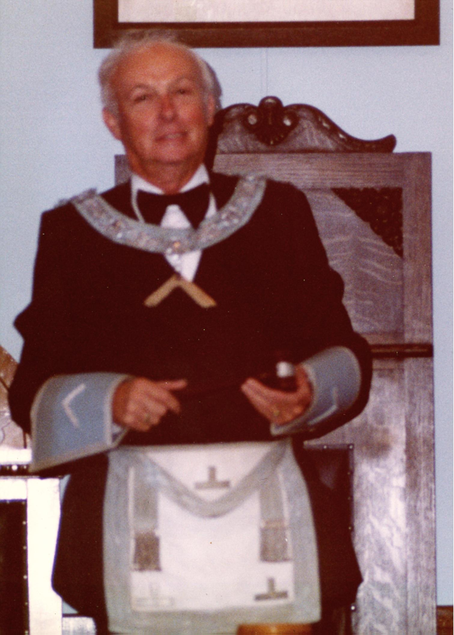 Leonard Earl Arbuthnot  1951 - 52