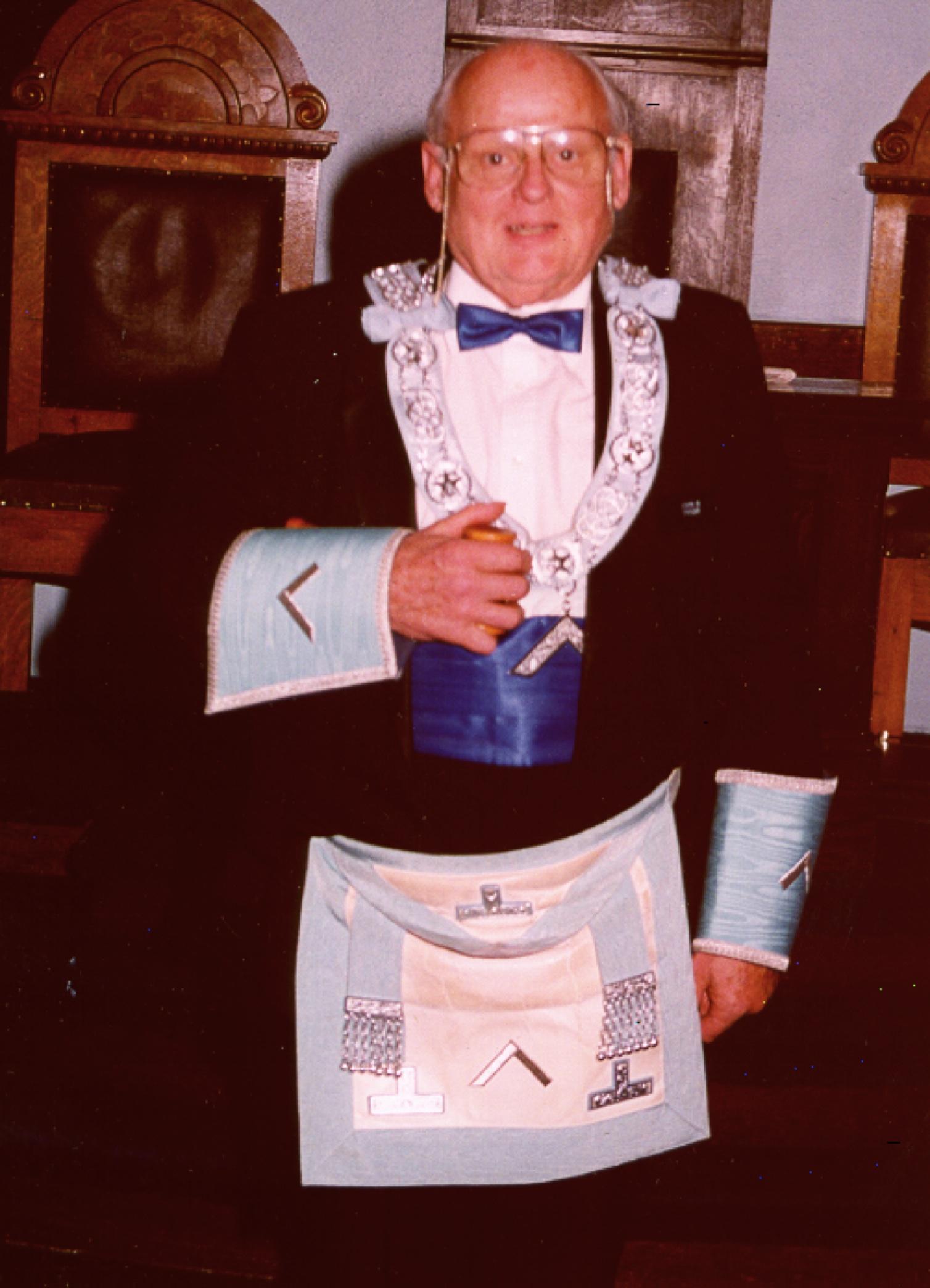 John Butler Ensor 1997 - 98