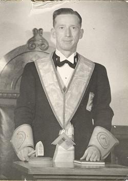 Fredrick A. Clark 1938 - 39