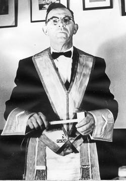Joseph Mawson 1955 - 56