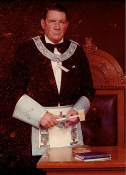 Donald Herbert Beatty 1966 - 67