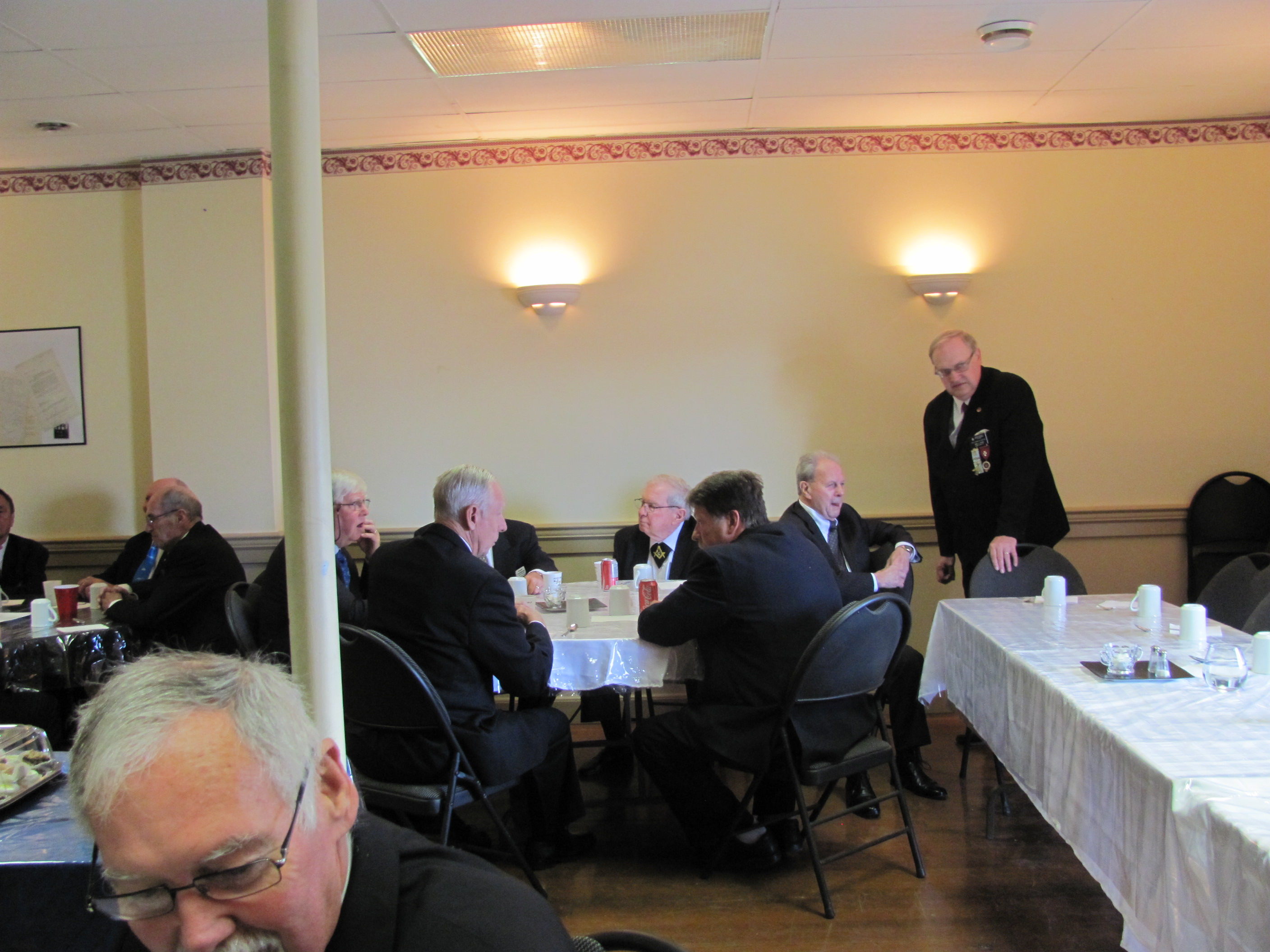 2016 Installation Lunch