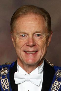 MW Bro Philip Gurell