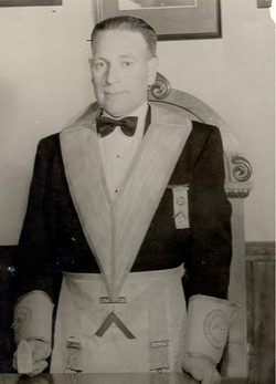 James Douglas Gordon 1949 - 50