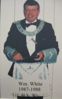 White, William George 1987 -88