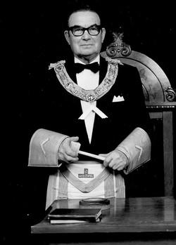 Fredrick J. Webster 1960 - 61
