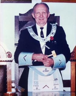 Daniel Bruce Dyke 1994 - 95