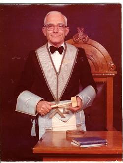 Cedric John G Lonsdale 1956 - 57