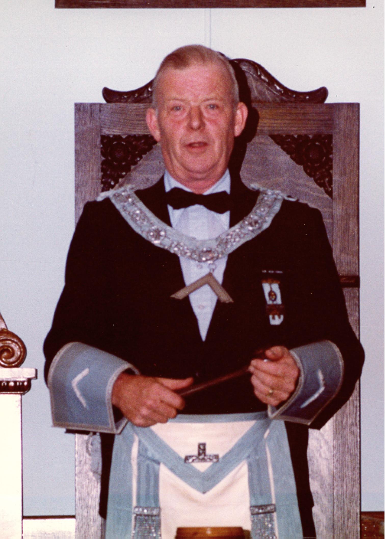 Gordon Stanley Dyke 1988 -89