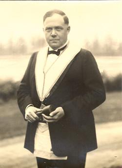 John Alexander Humbird 1928 - 29