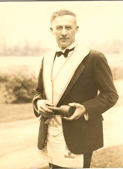 James Cuthbert Adams  1929 -30
