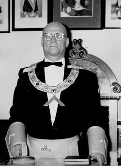 Gordon Henry Morris 1962 - 63