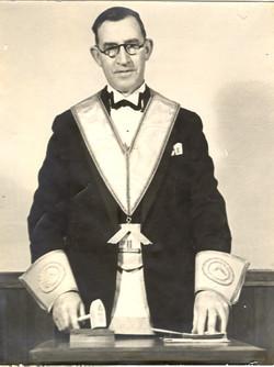 Walter Dabinett 1933 - 1934