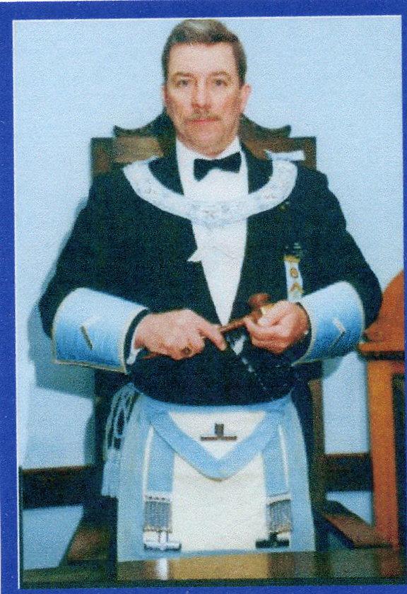 Stewart Patrick Fyffe 1993 - 94