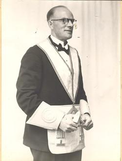 William Henry Rice 1935 - 36
