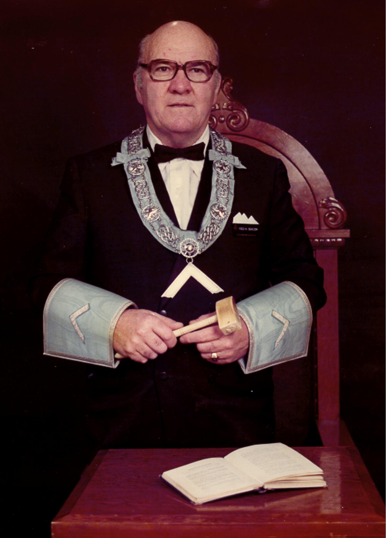 Fredrick A. Deacon 1990 - 91