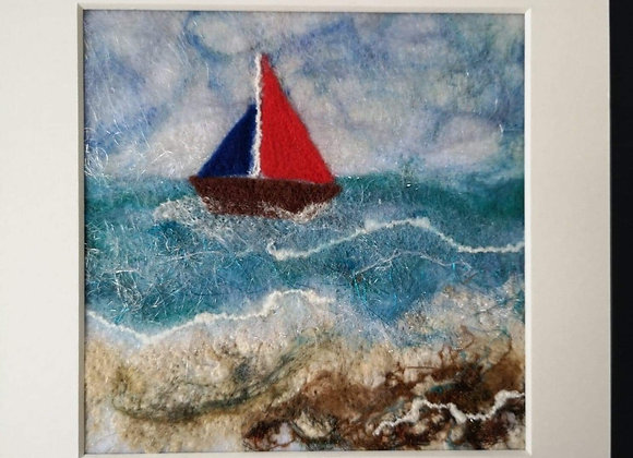 Blustery Day Sail