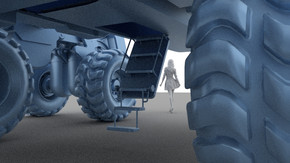 Scorpion vehicle