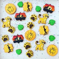 Biscuits autour du Roi Lion_._.jpe