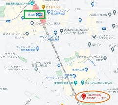 恵比寿ビュータワー UR 賃貸 恵比寿 目黒区 渋谷区 山手線 恵比寿駅 日比谷線