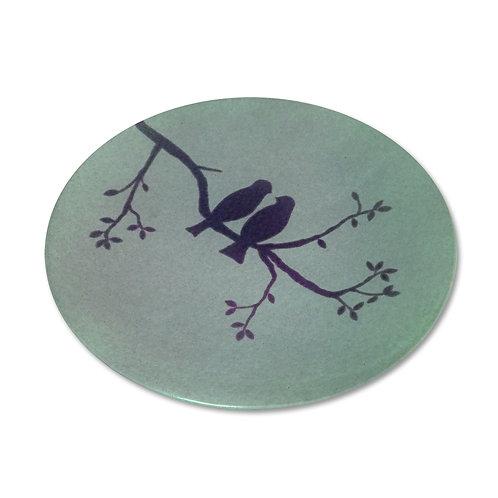 Love Birds Dessert Platter