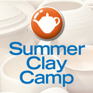 Clay Camp Week 7, Aug 20-24 - Full Day, 9:30-3:00