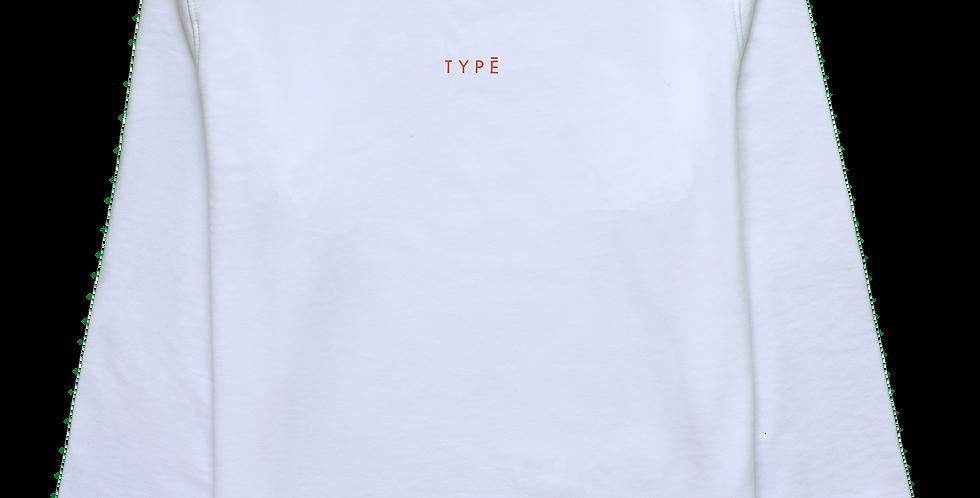 Sweatshirt 'Be Unique' Druck