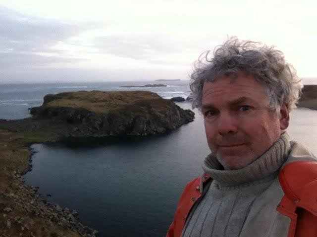 Island Life - Roc Sandford autobiography excerpt
