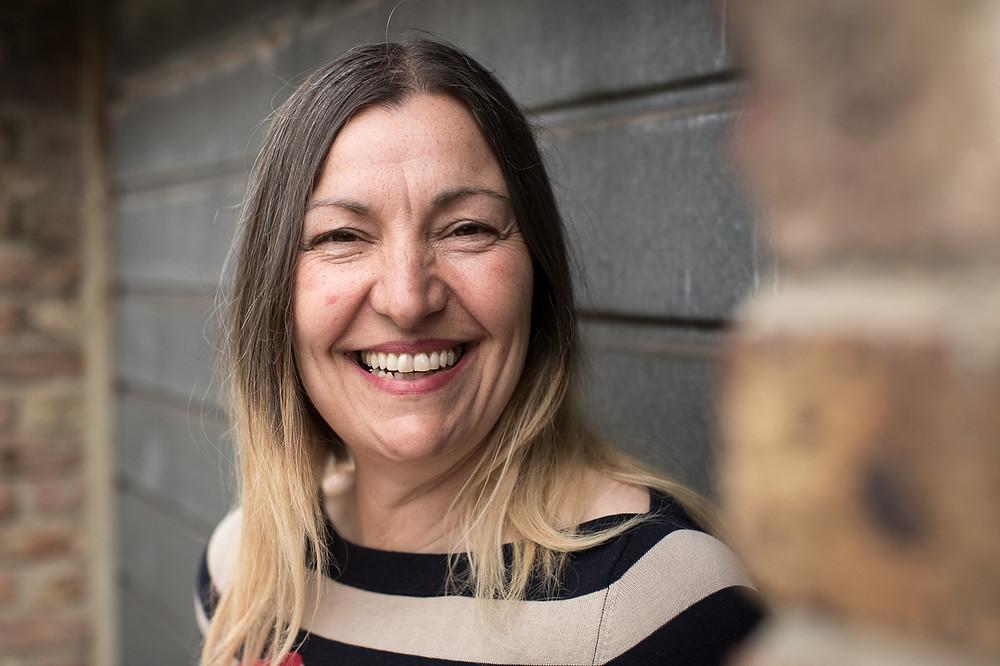 Andrea Mason, founder of Literary Kitchen