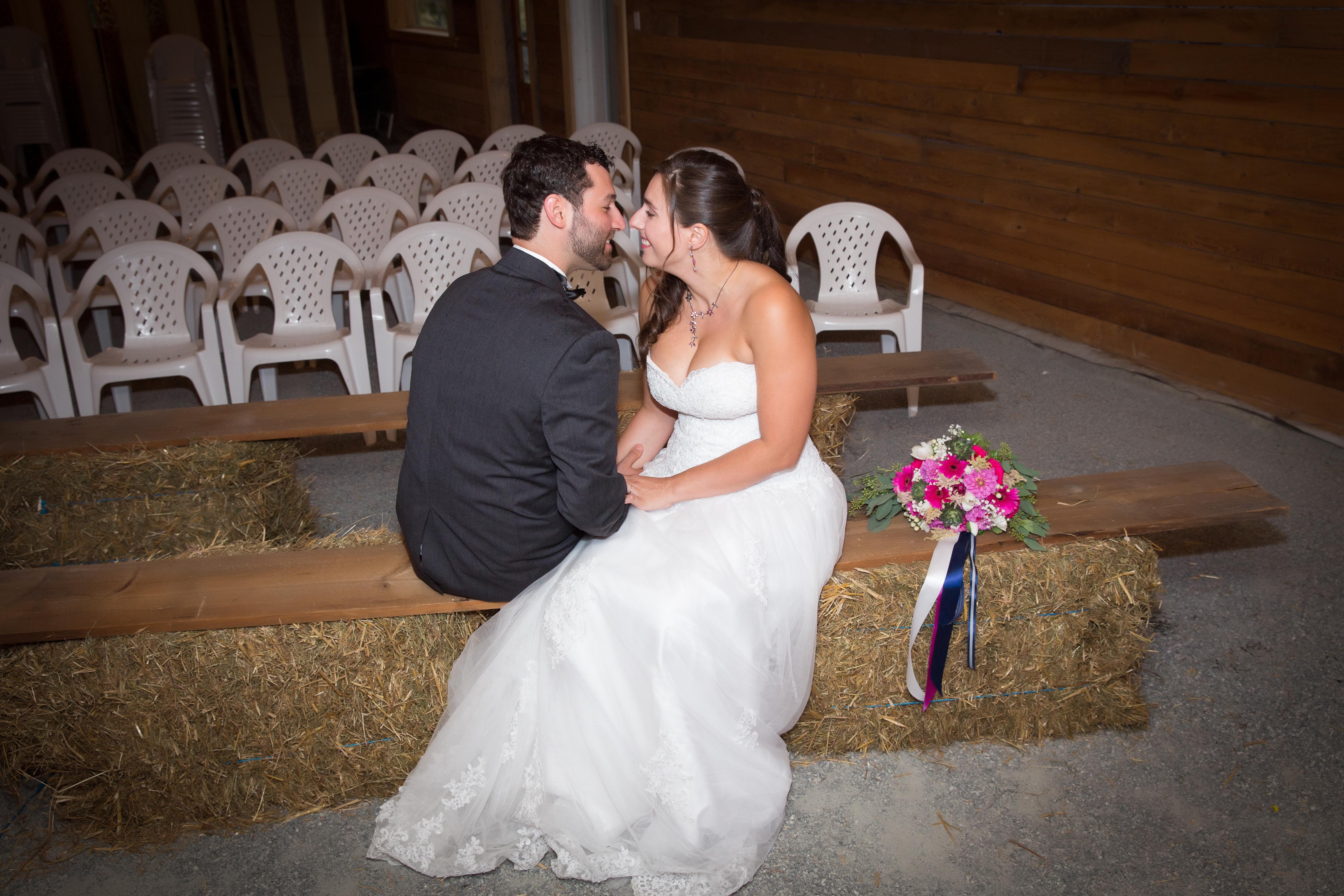 Mariage de Édith et Jean-Louis
